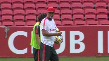 Internacional faz contas para permanecer na série A - Colorado fez o último treino da temporada em Porto Alegre nesta sexta-feira (9).