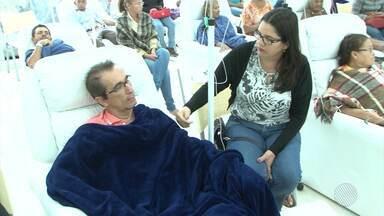 Casa que recebe pacientes com câncer em Vitória da Conquista enfrenta problemas - Unidade recebe moradores de 75 municípios da região sudoeste, mas não conta com ajuda de nenhuma das prefeituras.