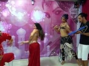 Primeiro festival de danças árabes no Tocantins acontece neste final de semana - Primeiro festival de danças árabes no Tocantins acontece neste final de semana