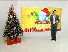 Confira as mensagens de Natal enviadas pelos telespectadores - Mensagens serão recebidas até o dia 25 de dezembro.