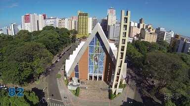 Londrina, 82 anos em 82 segundos - Veja a homenagem do ParanáTV, no aniversário da cidade. Parabéns Londrina!