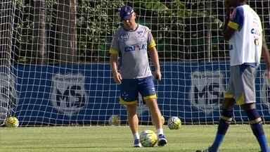 Cruzeiro entra em campo neste domingo pela última rodada do Brasileirão - Já o Atlético-MG não vai jogar. O último adversário do campeonato seria a Chapecoense, time que sofreu uma tragédia na semana passada.
