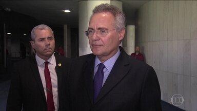 Capítulo da delação de Cláudio Melo Filho fala do PMDB do Senado - Ex-diretor detalhou como repassava dinheiro ao Senado em troca de apoio. Políticos do PMDB citados negaram as acusações.