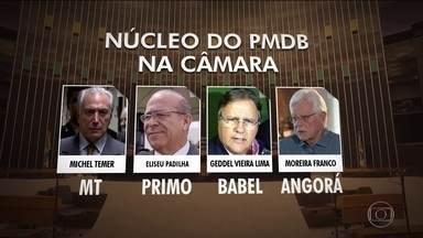 Delator detalha como a Odebrecht atuava junto ao PMDB na Câmara - Cláudio Melo Filho disse que Michel Temer era o mais influente no grupo, mas não agia diretamente. Eliseu Padilha centralizava as negociações.