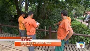 Defesa Civil de São Sebastião reforça prevenção em áreas de risco - Objetivo é evitar que tragédias com deslizamentos.