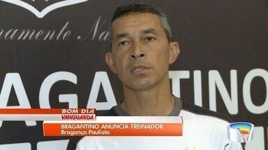 Braga se reapresenta após rebaixamento na Série B - Alberto Félix tem a responsabilidade de levar o time de volta para a elite paulista.