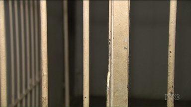 Departamento Penitenciário do Paraná quer aumentar o número de presos com tornozeleiras - Hoje são 4 mil condenados com tornozeleira eletrônica, no estado.