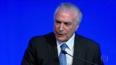 Bom Dia Brasil -Edição de terça-feira,13/12/2016 - O governo tenta reagir à crise política. O presidente Michel Temer criticou o vazamento de delações premiadas e pediu rapidez na conclusão das investigações. E mais as notícias da manhã.