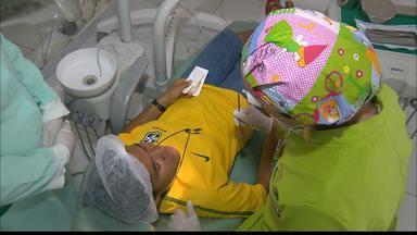 Acontece em Campina 'Semana de Prevenção ao Câncer de Boca' - Atividades seguem até a próxima sexta.