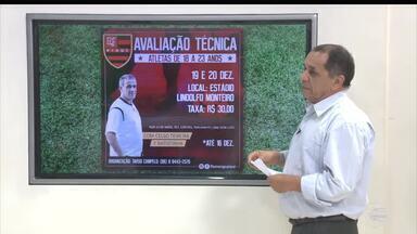 Times piauienses se preparam para temporada 2017 do campeonato estadual - Times piauienses se preparam para temporada 2017 do campeonato estadual
