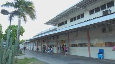 Em Macapá, familiares de uma senhora de 73 anos denunciam a falta de leitos na UTI - Eles alegam que também faltam leitos na unidade semi-intensiva.