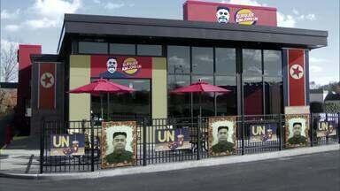Conheça esse novo fast food - É de comer chorando!