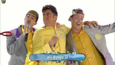 Aprenda a letra do samba-enredo da 'Amarelo e Cinza' - Tá no Ar apresenta escola inspirada no lado obscuro do carnaval