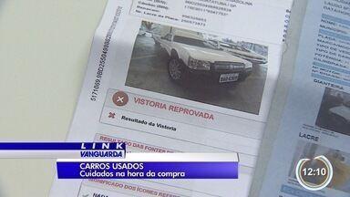 Comprador deve ficar atento à procedência dos carros usados - Veja dicas na hora de escolher um carro para comprar.