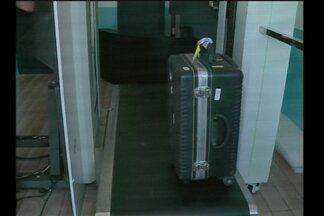 Início do funcionamento do scanner no presídio de Santa Rosa, RS - O equipamento vai ajudar na segurança do presídio.