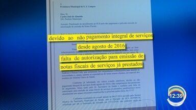 Valeclin interrompe exames pelo SUS a partir desta quinta (15) - Dívida da prefeitura com laboratório supera R$ 1 milhão.