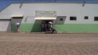Após hospital fechar, moradores enfrentam dificuldades em Montanha, ES - Os médicos estavam sem receber o salário, e pediram demissão.