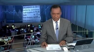 Congresso aprova salário mínimo de R$ 945,80 a partir de janeiro - O plenário do Congresso Nacional aprovou, nesta quinta-feira (15), o orçamento da União no ano que vem.