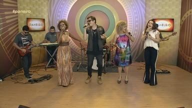 'Mas, que nada', de Jorge Ben Jor - Quatro representantes da região Norte no 'The Voice Brasil' fazem a festa no programa.