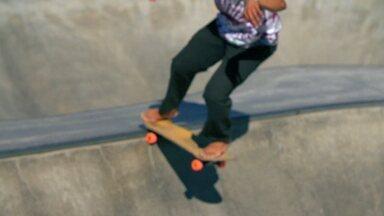 Skate Com Os Locais De Venice