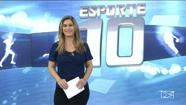 Esporte 10 – quadro na íntegra – 24/12/2016 - Esporte 10 – quadro na íntegra – 24/12/2016
