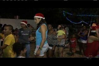 Comunidade Saudável celebra o Natal em Fortaleza - Comunidade fica no Bairro Edson Queiroz.