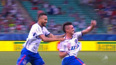 Bahia: Juninho desperta o interesse de dois clubes; jogadores desejam Feliz Natal - Confira as notícias do tricolor baiano.