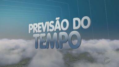 Região de Campinas pode ter pancadas de chuva neste domingo (25) - Temperatura deve chegar aos 31º C durante a tarde, segundo Centro de Pesquisas Meteorológicas da Unicamp (Cepagri).