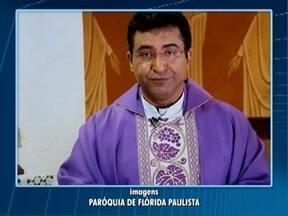Padre de Flórida Paulista segue internado em estado grave - Sacerdote foi vítima de um acidente nesta sexta-feira (23).
