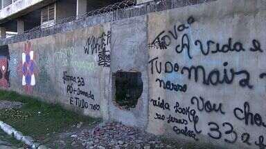 SETV 2ª Edição retorna a prédio abandonado onde ocorreu chacina - Cinco pessoas foram mortas no local.
