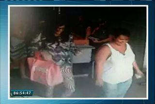 Preso tenta fugir de presídio no Ceará vestido de mulher - Tentativa ocorreu neste domingo.