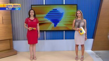 Confira a íntegra do Bom Dia Rio Grande desta segunda-feira (26) - Veja o jornal.
