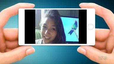 Telespectadores mandam vídeos assistindo ao ParanáTV - Você também pode participar do jornal