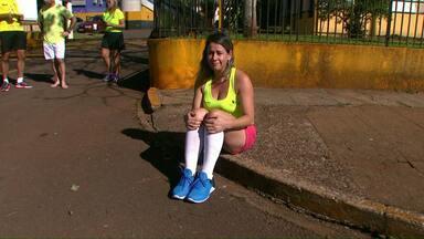 Cascavelenses irão participar de corrida de São Silvestre - Eles estão se preparando para a disputa.