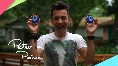 Peter Paiva dá dica para ter sorte em 2017 - Aprenda a fazer sabonete de glicerina em formato de olho grego!
