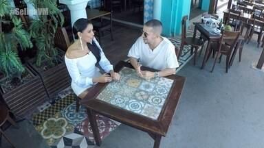 Papo com o apresentador e blogueiro Caio Braz - Pernambucano virou referência em moda masculina e conversa com Niara Meireles sobre carreira, projetos e vida.
