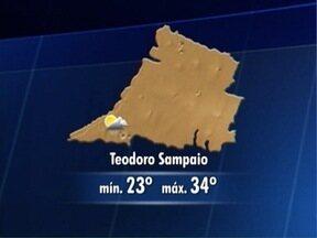 Confira a previsão do tempo para o Oeste Paulista - Veja como ficam as temperaturas nas cidades da região.