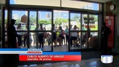 Poupatempo suspendeu temporariamente os atendimentos por falta de luz em S. José - Paralisação nos atendimentos foi por mais de 5h.