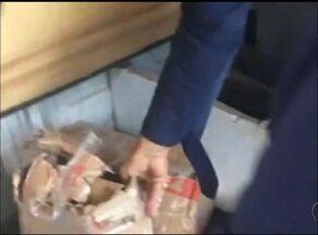 Polícia Rodoviária Federal apreende 20 kg de drogas escondidas em caminhão - Polícia Rodoviária Federal apreende 20 kg de drogas escondidas em caminhão
