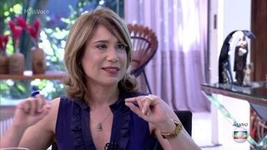 Ana Beatriz Barbosa Silva fala sobre o sentido da vida e a felicidade - Psiquiatra comenta perguntas dos telespectadores e divulga seu livro sobre depressão, o mal do século