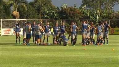 Temporada 2017 do Cruzeiro começa oficialmente e time apresenta reforços para o ano - Os treinos retornaram a Toca da Raposa II e os novos reforços do time foram apresentados oficialmente