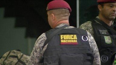 Jornal Hoje - Edição de terça-feira, 10/01/2017 - Tropas federais desembarcam em Manaus e Roraima para reforçar a segurança no entorno dos presídios. E mais as notícias da manhã.