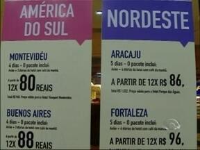Agências de viagens projetam aumento nas venda em Passo Fundo, RS - Câmbio estável é favorável para quem investe em novos destinos.