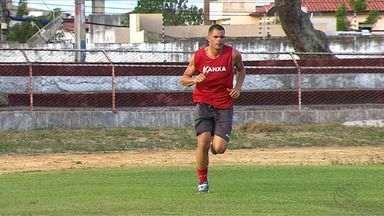 Salvador do Confiança na Série C em 2016, Wallace Pernambucano agora é do Sergipe - Salvador do Confiança na Série C em 2016, Wallace Pernambucano agora é do Sergipe