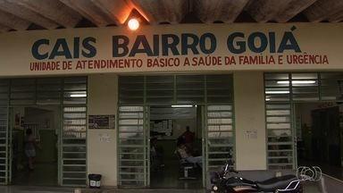 Pacientes reclamam de falta de médicos no Bairro Goiá, em Goiânia - Muitos afirmam que viram pessoas indo embora sem receber atendimento.