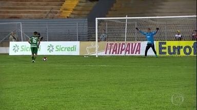 Nos pênaltis, Chapecoense vence o São Paulo e se classifica para a próxima fase da Copinha - Nos pênaltis, Chapecoense vence o São Paulo e se classifica para a próxima fase da Copinha