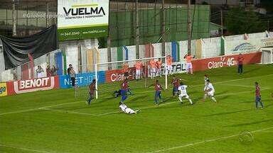 Veranópolis e Caxias disputam amistoso de preparação para o Gauchão - Caxias venceu por 1 a 0.