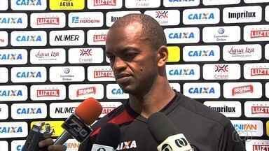 Atlético-GO contrata volante e tem retorno de Marcus Winícius - Jogador que ficou lesionado em 2016 está recuperado