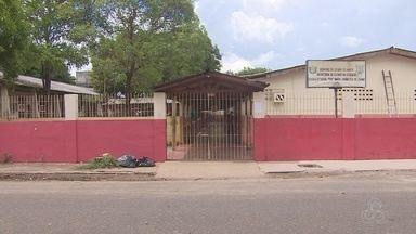 Escolas mais furtadas de Macapá começam a receber câmeras - Primeira escola a receber as câmeras a Professor Rodoval Borges, em Santana. Mais 133 escolas receberão sistema.