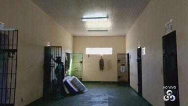 No Amapá, celular é encontrado em cela de deputado em presídio do Amapá - Vistoria foi realizada pelo MP na quarta-feira (11), em Macapá.